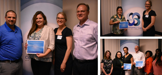 CCNC's PTN behavioral health learning collaborative recognizes practice success in transformation